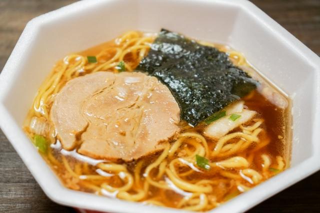 カップ麺 カップラーメン 醤油味