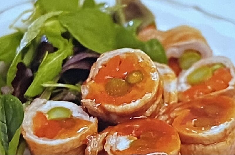 【ウワサのお客さま】BBQロールポークの作り方 スーパーオーケーOKアレンジレシピ (9月3日)