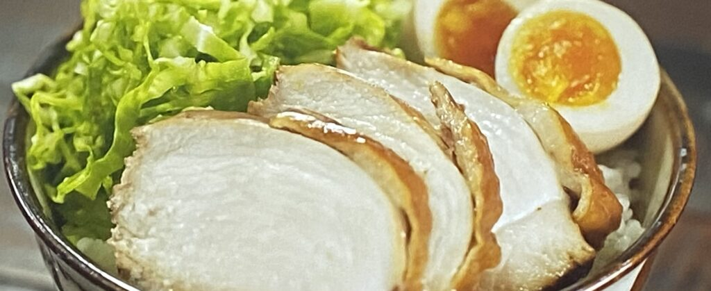 チャーシュー丼 rinaty サタプラ