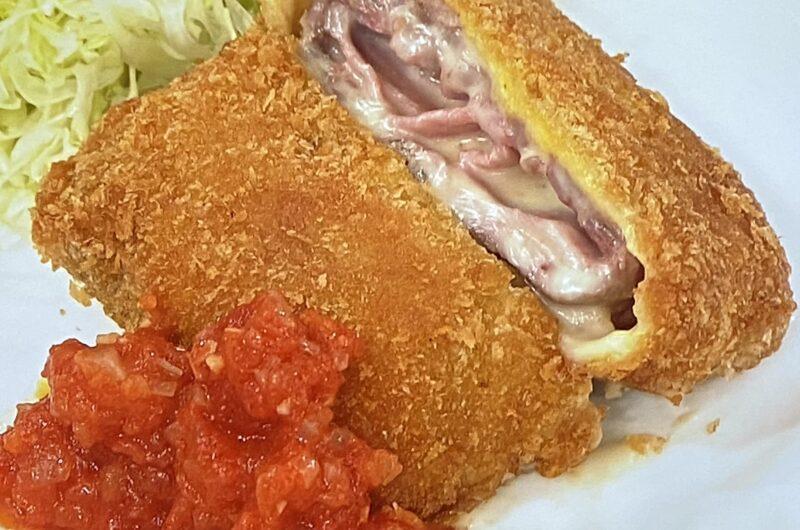 【あさイチ】フレンチカツレツ(チーズがとろ〜り!)の作り方 レストラン大宮シェフのレシピ(10月13日)