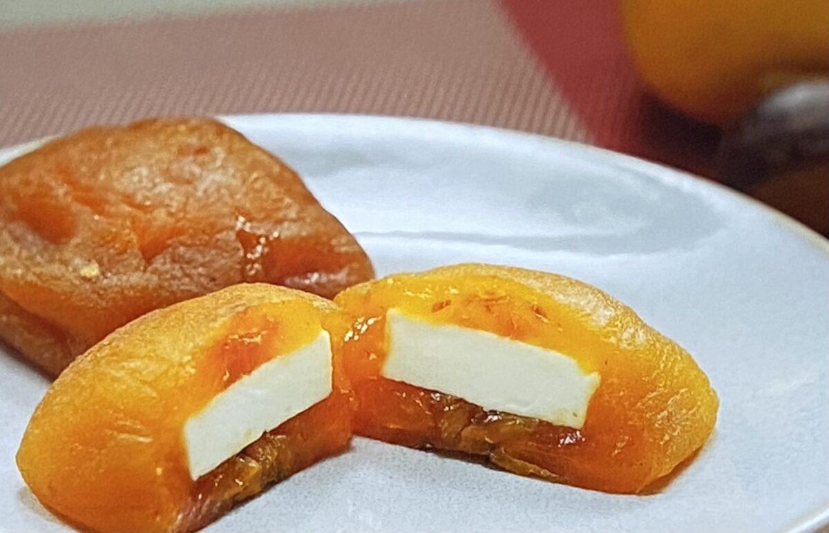 百年柿 クリームチーズ