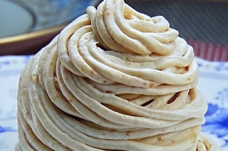 【ロストグルメ3】納豆モンブランの作り方 絶滅料理復活グルメレシピ(10月9日)