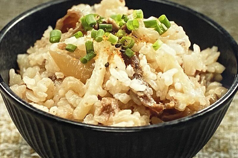 【相葉マナブ】肉うどん釜飯の作り方 釜ー1グランプリ(10月3日)