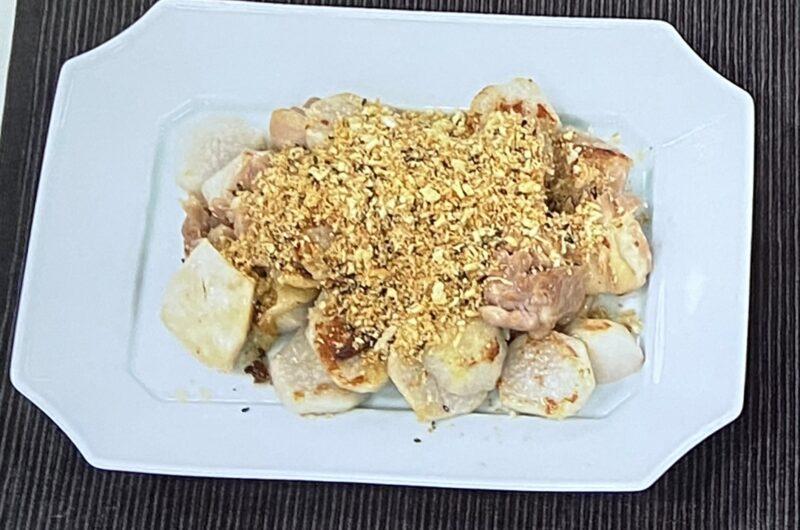 【あさイチ】里芋肉炒めカリカリパン粉がけの作り方 近藤幸子さんのレシピ(10月11日)