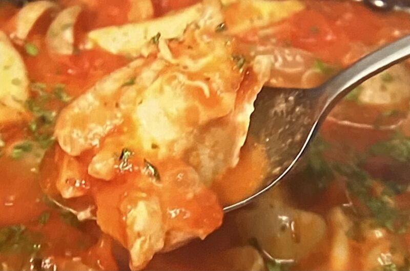 【ヒルナンデス】鶏肉と野菜のトマト煮の作り方  小倉優子さんレシピ(10月4日)